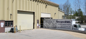 SecureRMS's new facility